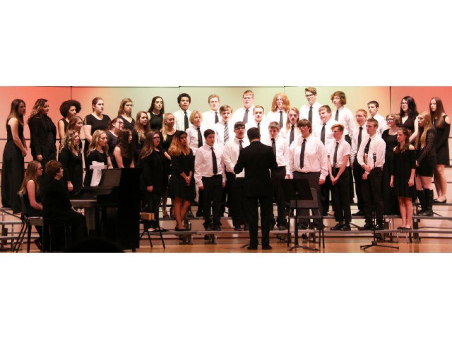 I Heart Oswego GRB Chorus Ensembles Showcase Talent In Holiday Show