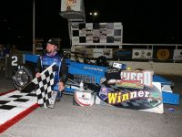 Shullick Dominates Independence Weekend 75 for Third Victory of 2018