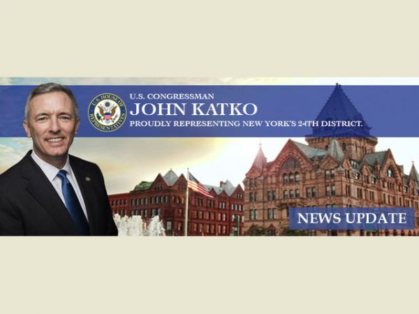 Rep. Katko Invites Students To Participate in Congressional Art Competition