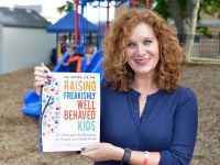 Oswego Professor Writes Book on 'Raising Freakishly Well Behaved Kids'