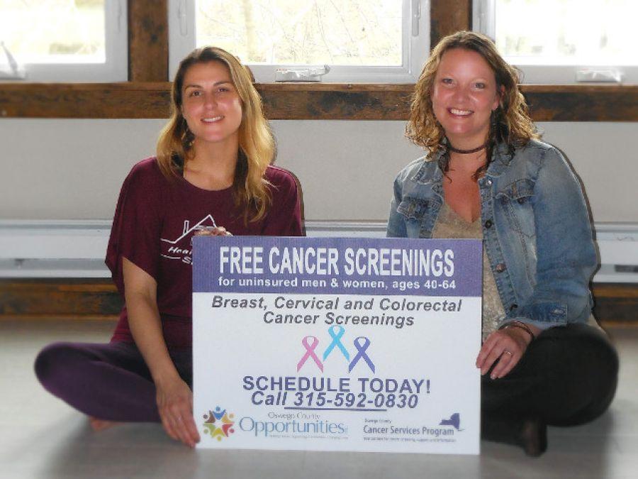 I Heart Oswego Oco To Walk The Bottom Line To Raise Awareness Of Colon Cancer