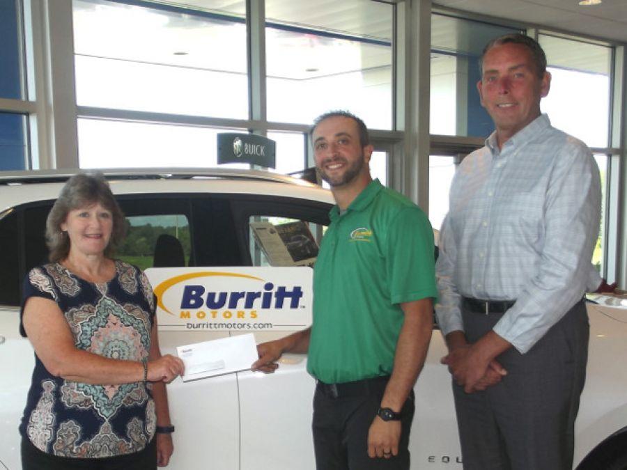 I heart oswego burritt motors revs up 2017 stuff a bus for Burritt motors oswego ny