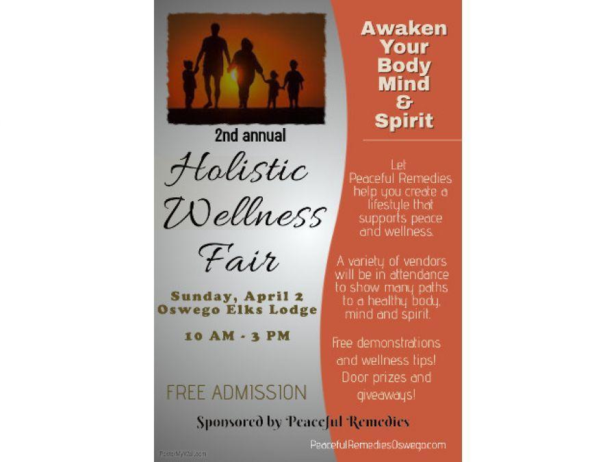 I Heart Oswego Peaceful Remedies Center Hosts Holistic Wellness Fair