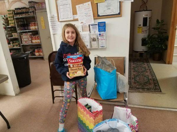 Richardson Food Pantry Donations