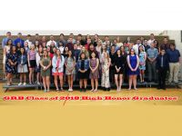 GRB Recognizes 2018 High Honor Graduates