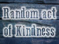 RSVP Teams With OBCR For National Random Act of Kindness Week