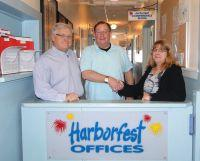 Loughery and Foley On Staff, Harborfest 2015